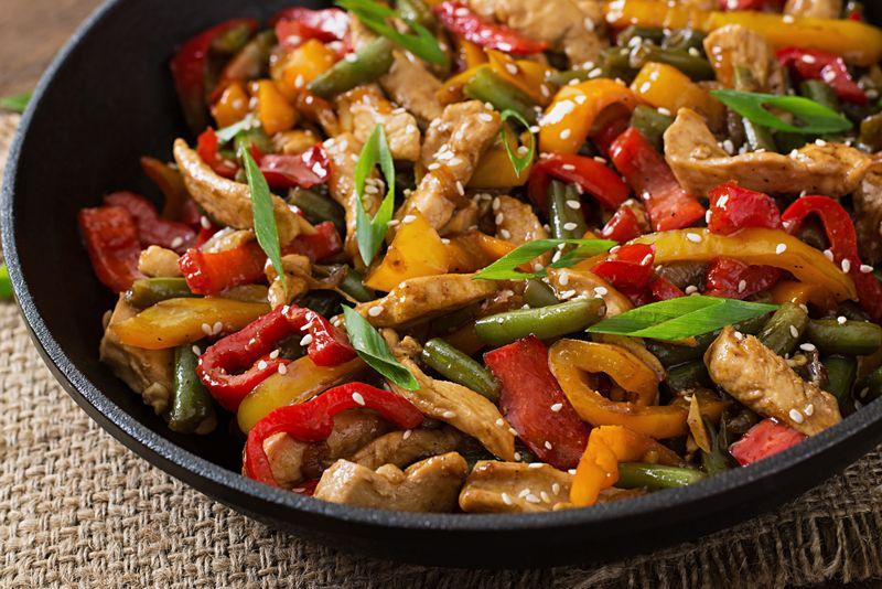 dinner stir fry ideas