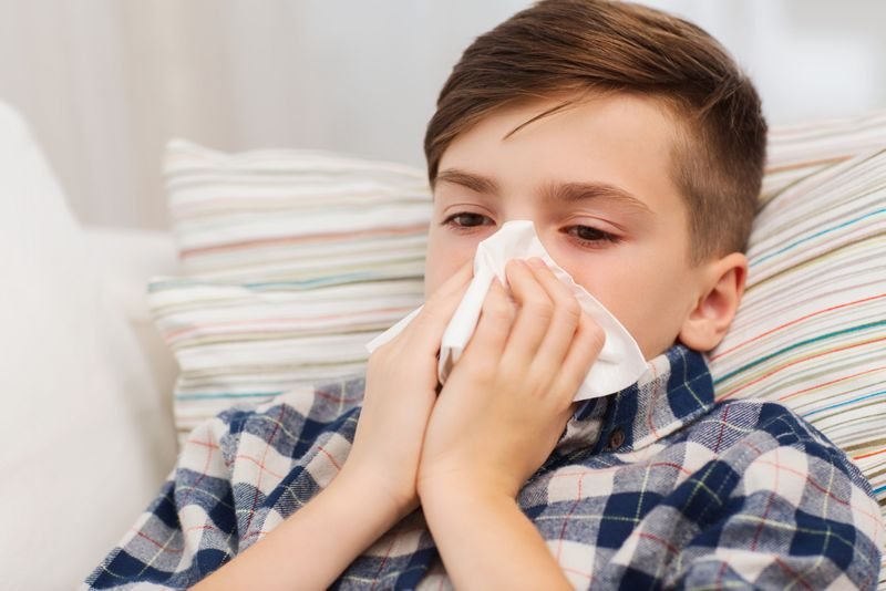 fever bacterial infection