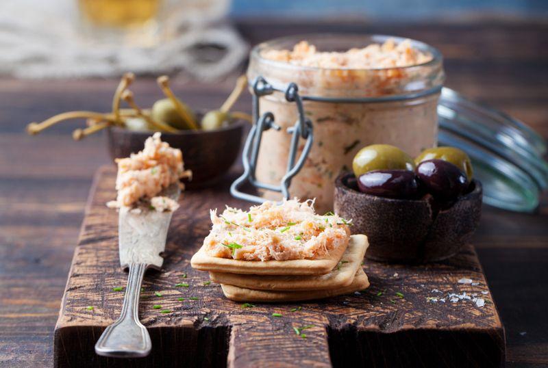 tuna healthy snacks for adults