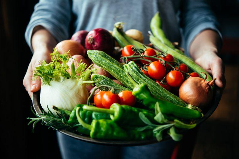 vegetables low sodium