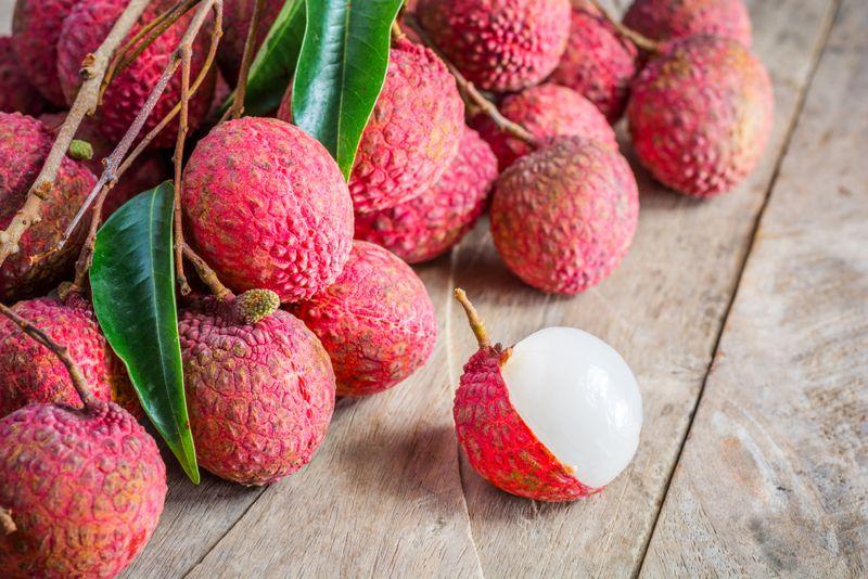 lychee Superfruits