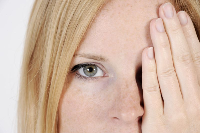 eye spot cancer