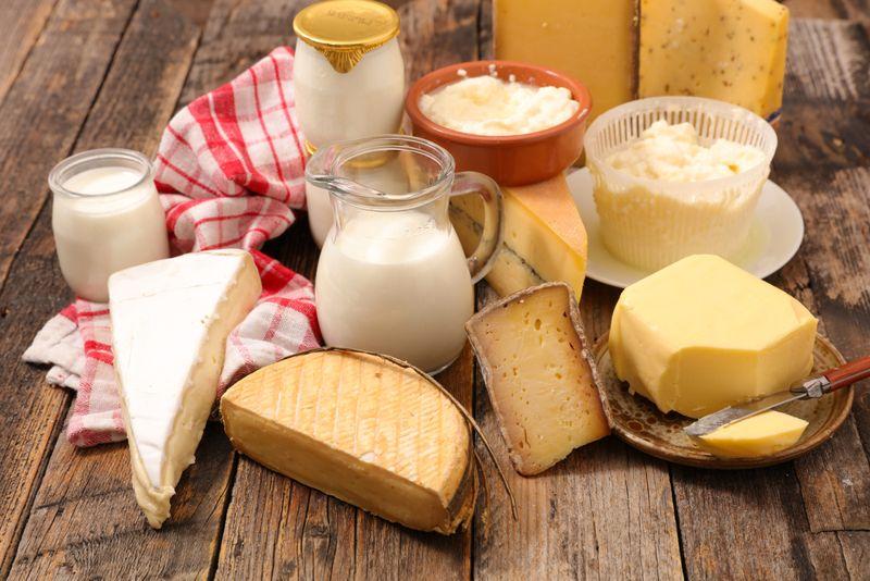 dairy gastritis diet
