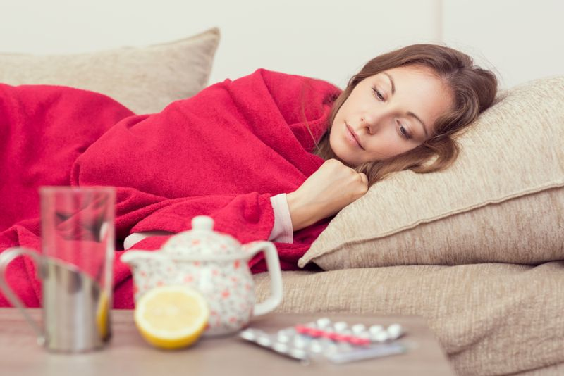 symptoms of viral infection