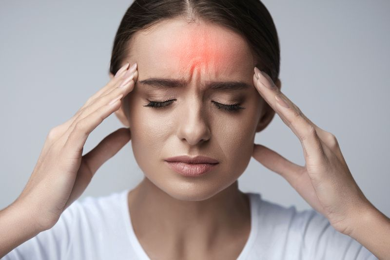 headache bacterial infection