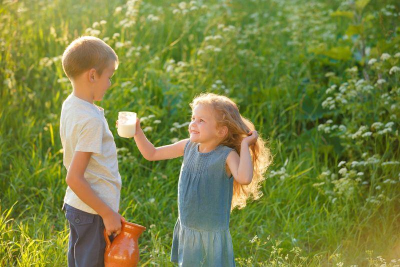 benefits of kefir lactose
