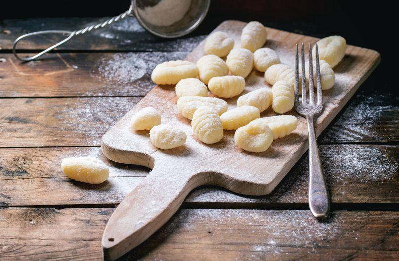 gnocchi Vegetarian Recipes