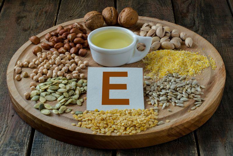 nutrients vitamin E