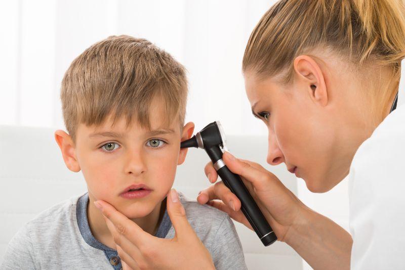 ear infection Asafetida
