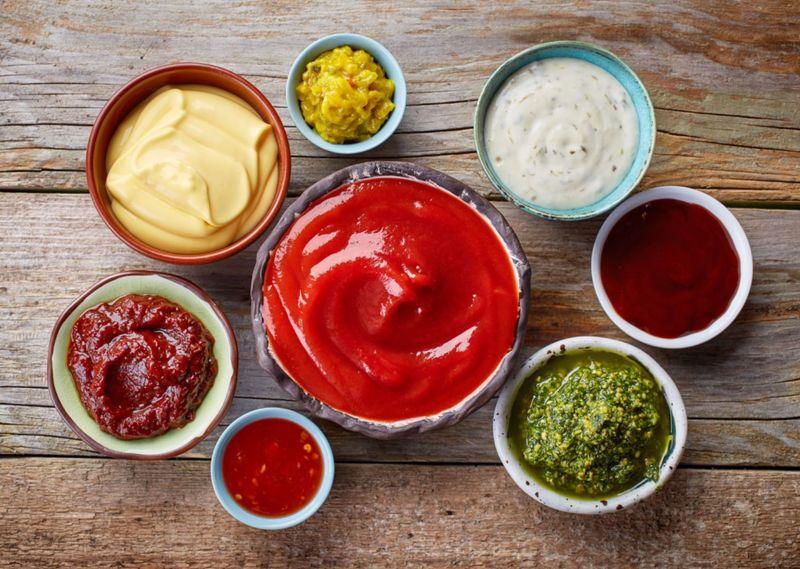 condiments low sodium