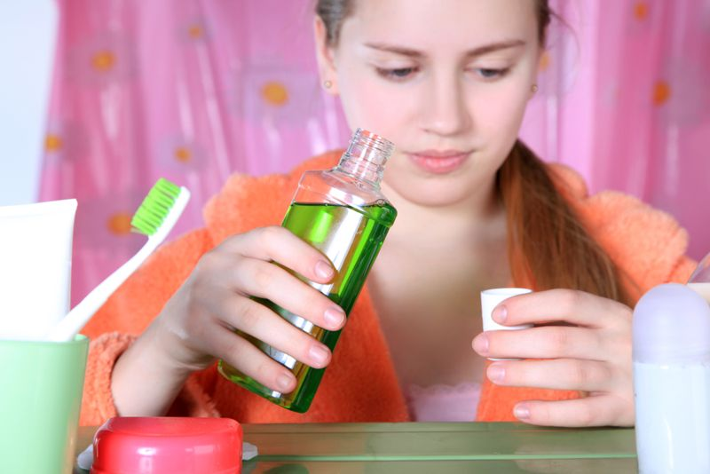 mouthwash home remedies
