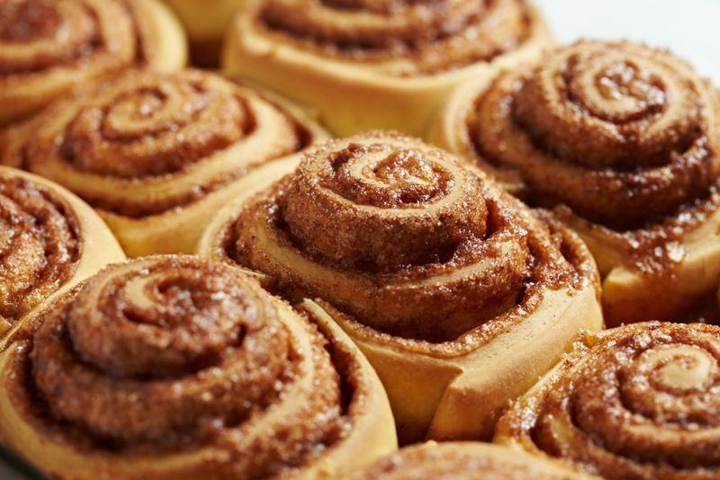 cinnamon Fatty Foods