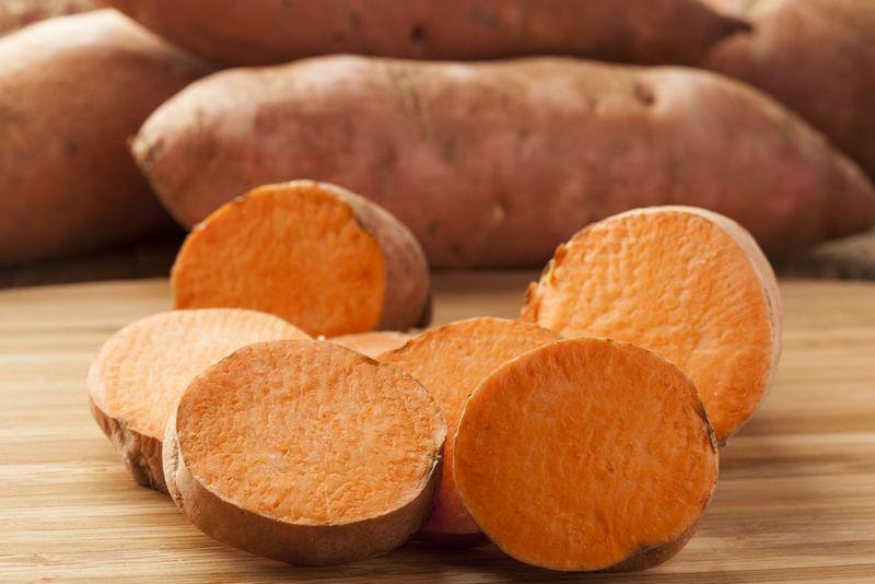 antioxidants sweet potatoes