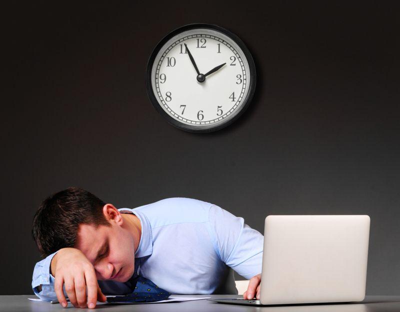 decrease sleep daylight savings