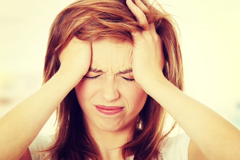 headaches Stress