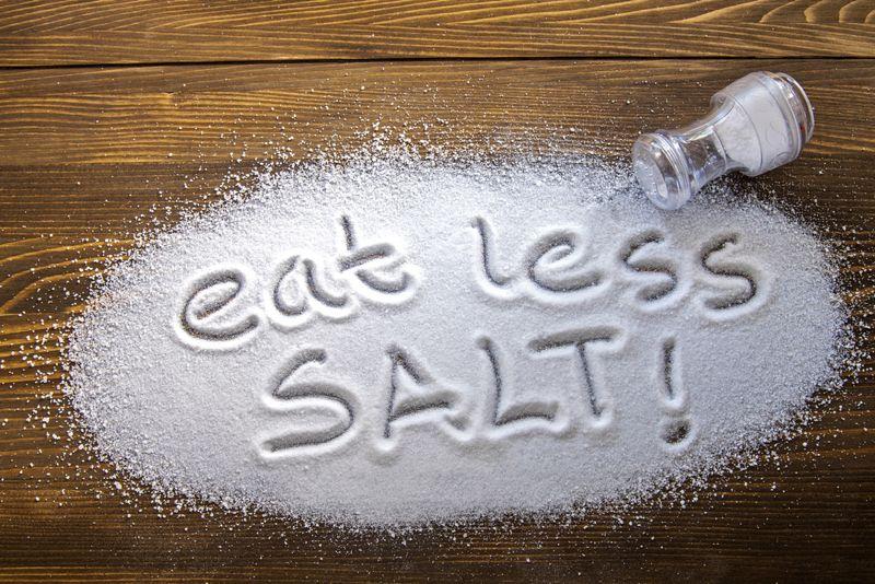 sodium heart attack