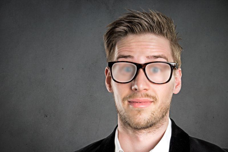 stronger glasses cataract