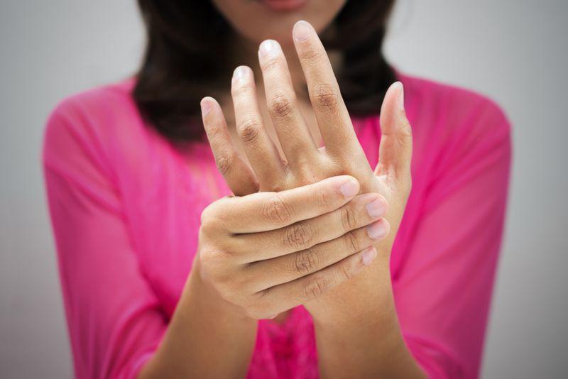 numb hands poor circulation