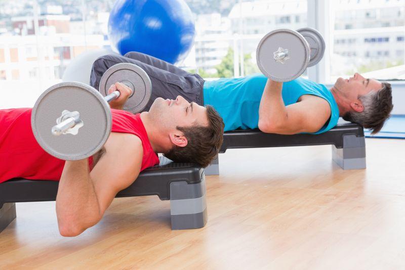 training strength training