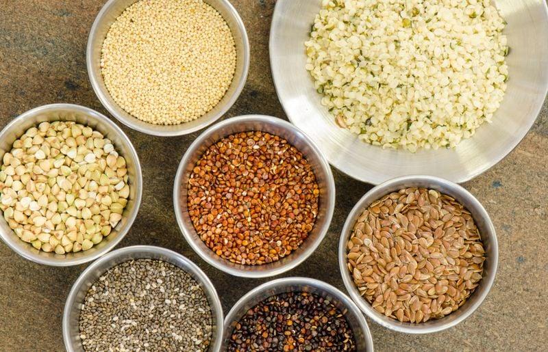 grains healthy-eating trends