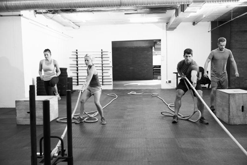 injury circuit training