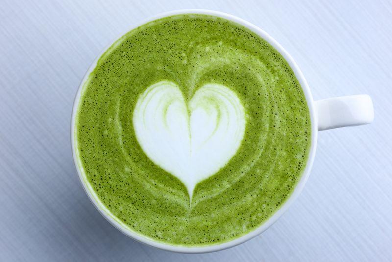 science behind matcha tea