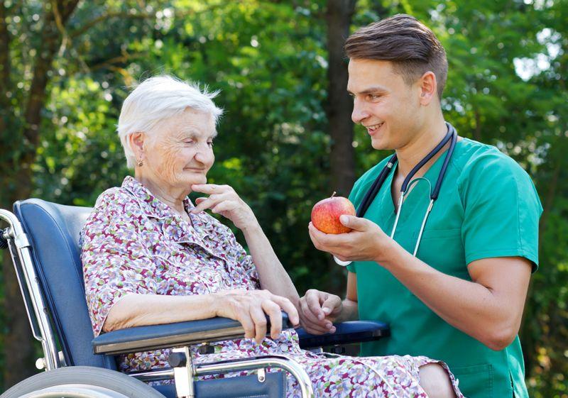 apples parkinson's