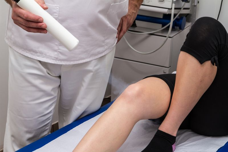 painless cryotherapy