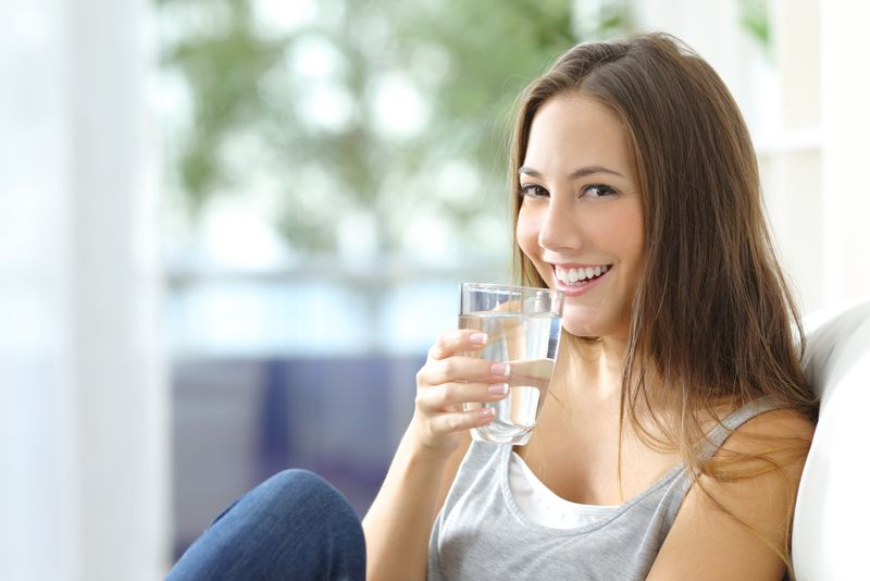 mood benefits of drinking water