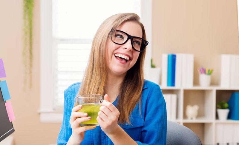 detox matcha tea
