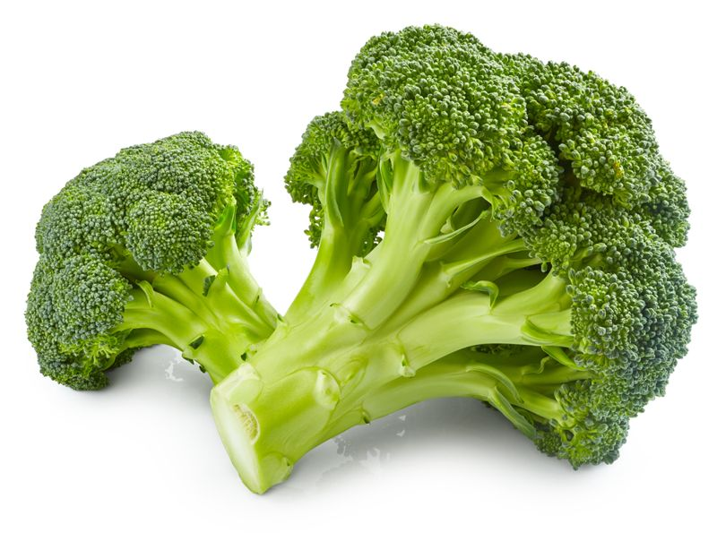 broccoli poop