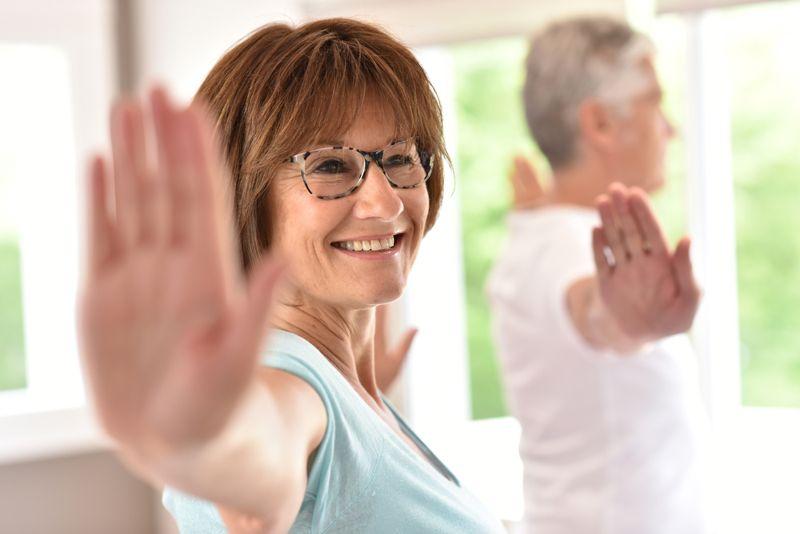 stretches for arthritis