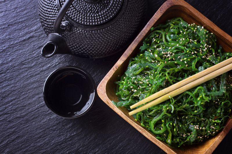 seaweed healthy-eating trends