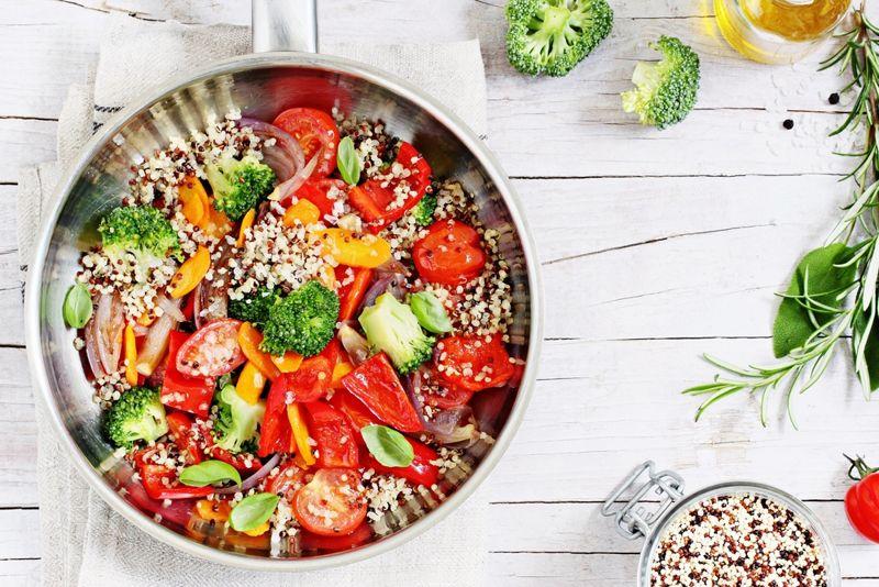 veggies healthy-eating trends