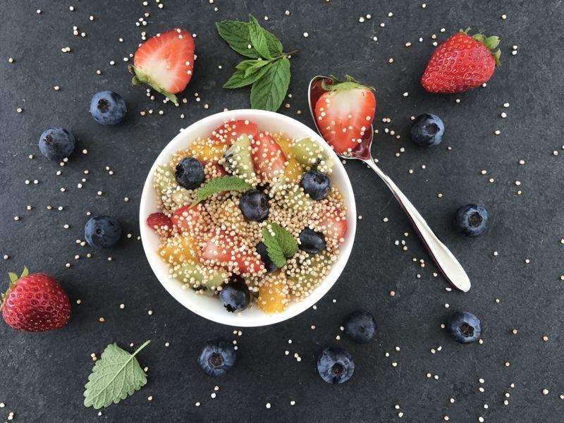 antioxidants quinoa