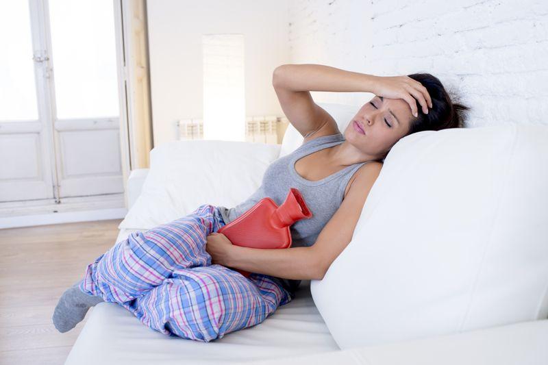 menstruation Stress