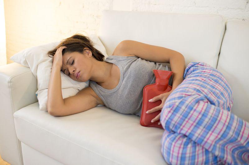 periods uterine fibroids