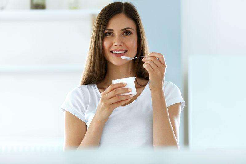 soft eating yogurt