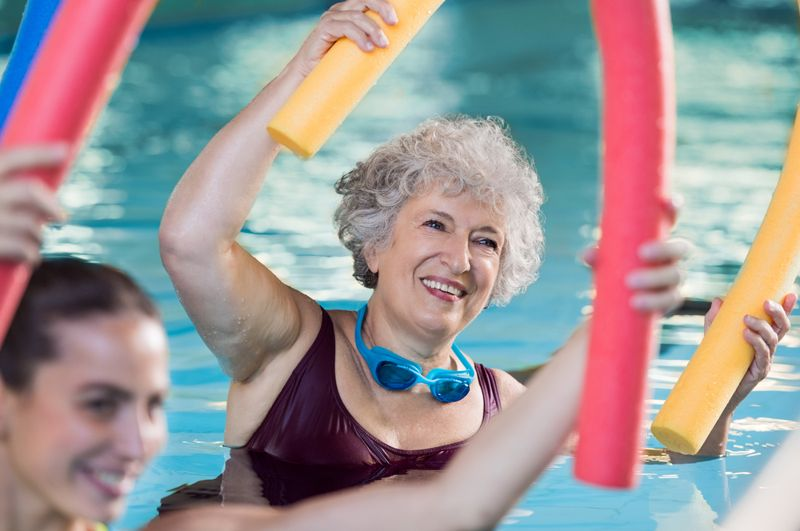 arthritis sports for old people