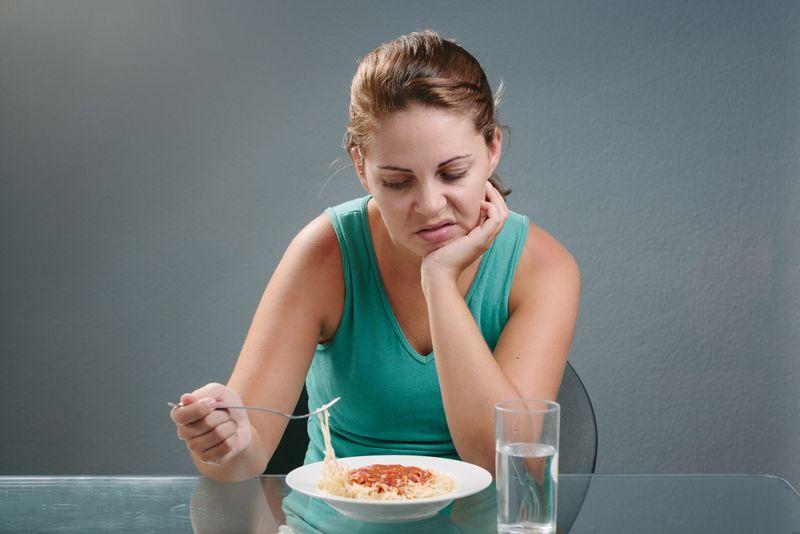 appetite uterine fibroids