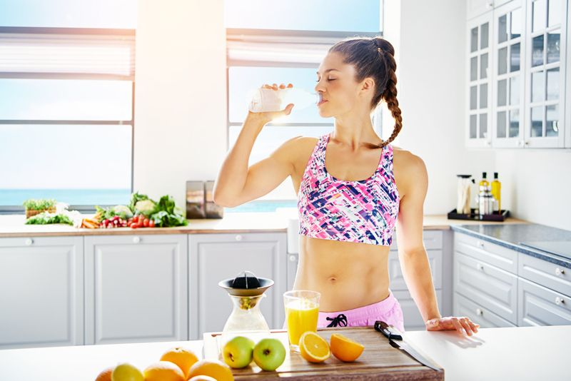digestion benefits of drinking water