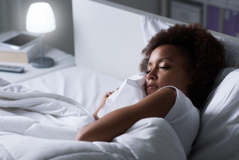 sleep adrenal insufficiency