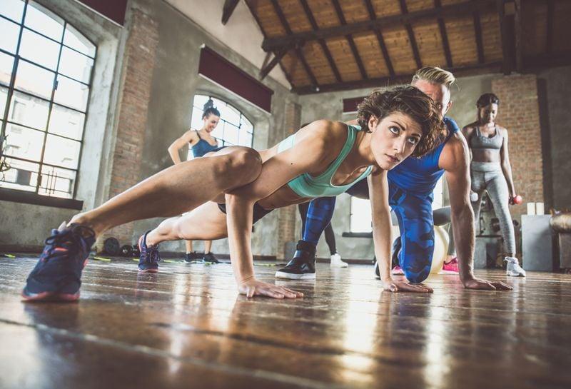 strength strength training