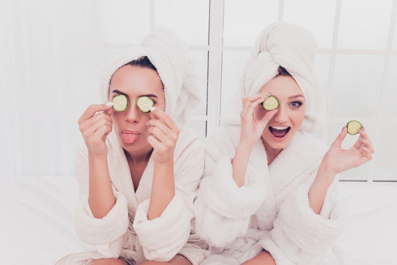 cucumber eye care