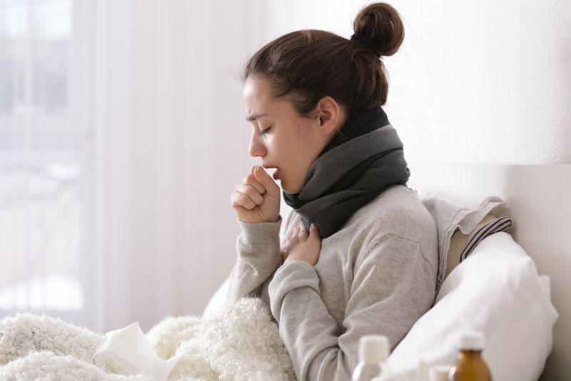 roseola cough