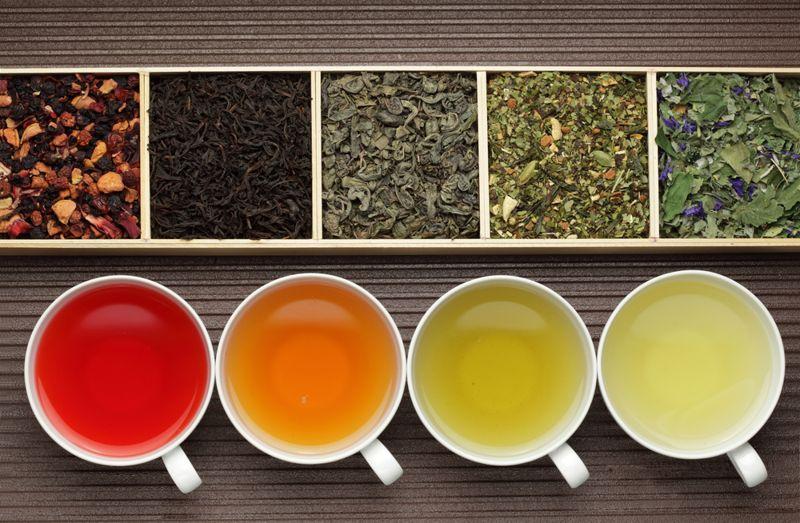 tea ulcerative colitis