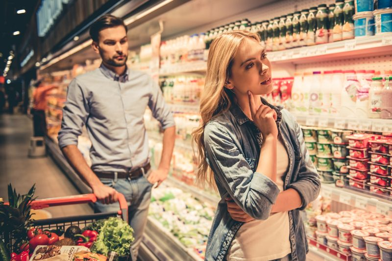 plan your groceries diets