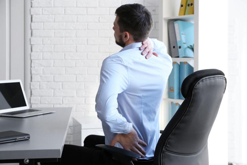 posture lower back pain