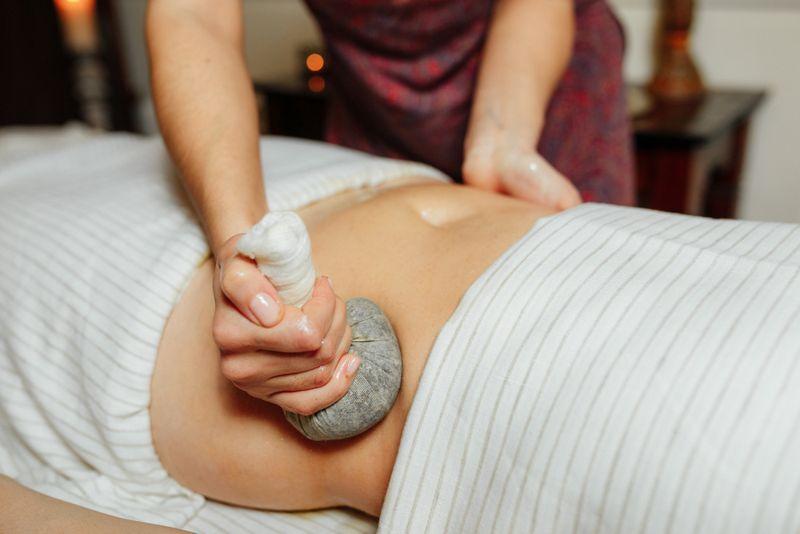 remedies abdominal pain