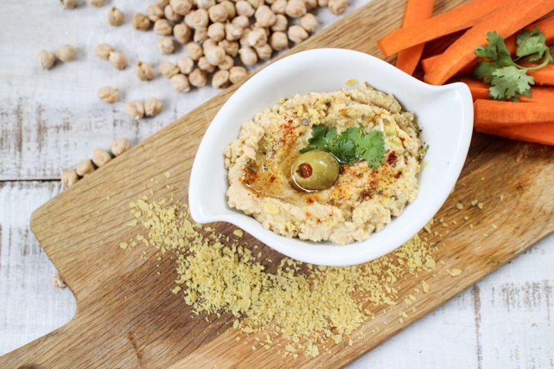 Nutritional yeast diet